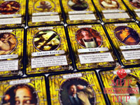 Настольная игра - Arkham Horror - The King in Yellow Expansion (Ужас Аркхема: Король в желтом дополнение)