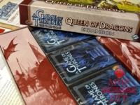Дополнение A Game of Thrones LCG: Queen of Dragons  (Игра престолов ЖКИ: Королева драконов)