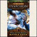 Warhammer Invasion - Path of the Zealot (battle pack)