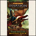 Warhammer Invasion - Tooth and Claw (battle pack)