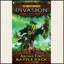 Warhammer Invasion - Arcane Fire (battle pack)