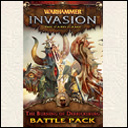 Warhammer Invasion - The Burning of Derricksburg (battle pack)