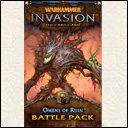 Warhammer Invasion - Omens of Ruin (battle pack)