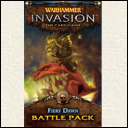 Warhammer Invasion - Fiery Dawn (battle pack)
