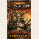 Warhammer Invasion - The Ruinous Hordes (battle pack)