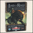 The Lord of the Rings LCG: The Massing at Osgiliath (Властелин колец ЖКИ: Сражение в Осгилиате)