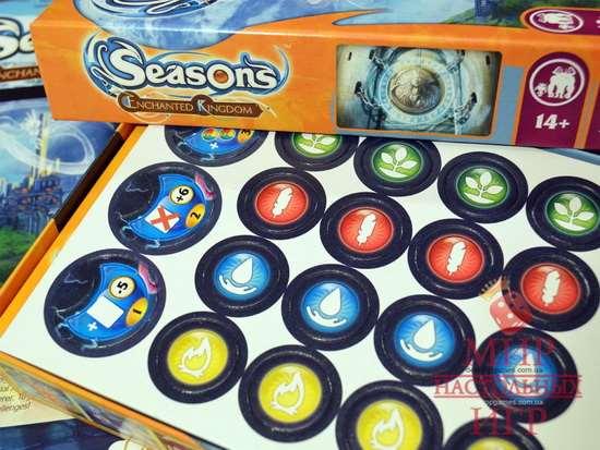 Seasons: Enchanted Kingdoms (Сезоны: Заколдованное королевство)