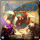Descent: Journeys in the Dark. Labyrinth of Ruin (2nd ed)