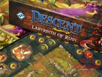 Настольная игра Descent: Journeys in the Dark (2nd Edition) - Labyrinth of Ruin