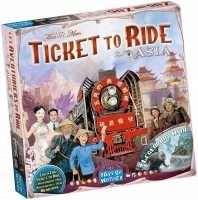 Ticket to Ride: Team Asia & Legendary