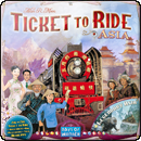 Ticket to Ride: Team Asia & Legendary