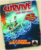 Survive: Escape from Atlantis! 5-6 Player