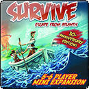 Survive: Escape from Atlantis! 5-6 Player