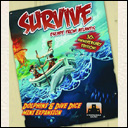 Survive. Escape from Atlantis! Dolphins and Dive Dice