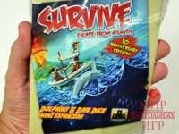Survive: Escape from Atlantis! Dolphins and Dive Dice (Выжить: Побег из Атлантиды! Дельфины и кубики