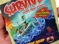 Survive: Escape from Atlantis! Giant Squid (Выжить: Побег из Атлантиды! Гигантский кальмар)