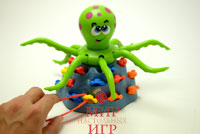 Играем в игру Jolly Octopus (Веселый осьминог)