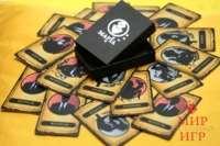 Мафия (Mafia пластиковые карты)