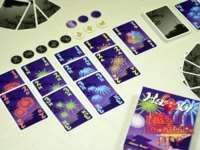 Настольная игра Hanabi (Фейерверки)