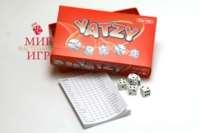 Настольная игра Yatzy (Яцзы, Покер на кубиках)