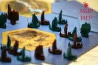 Настольная игра Колонизаторы. Мореходы. Расширение для 5-6 игроков