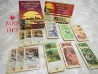 Настольная игра Колонизаторы. Быстрая карточная игра