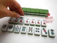 Настольная игра Маджонг пластик в кейсе (Mah Jongg Philos 3167)