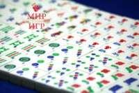 Настольная игра Маджонг бамбук в кейсе обшитый тканью (Mah Jongg Philos 3161)