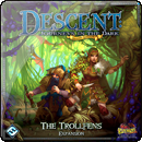 Descent: Journeys in the Dark. The Trollfens (2nd Edition)