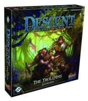 Descent: Journeys in the Dark. The Trollfens (2nd Edition)